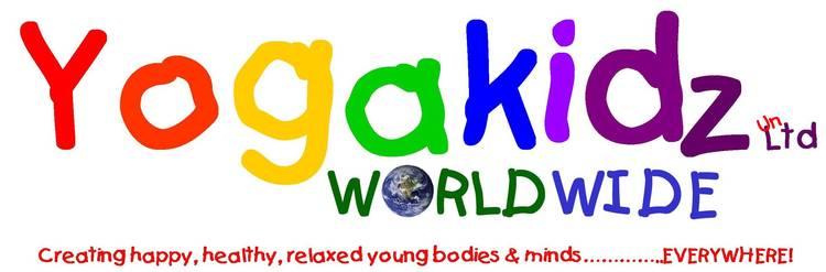 yogkidz worldwide logo
